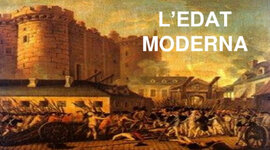 Edat Moderna timeline