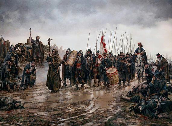 Conflictes amb els Països Baixos
