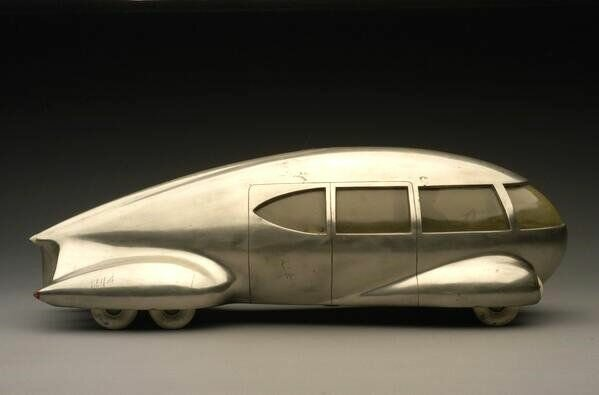 Motor car nº 9-1933