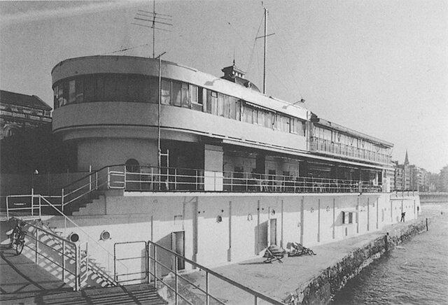 Club Naútico de San Sebastian Labayen y aizpurua