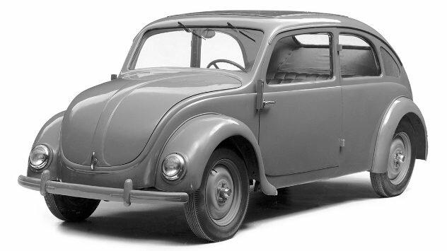 F.Porsche-Volkswagen