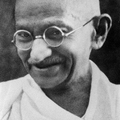 Mohandas Karamchand Gandhi Life timeline
