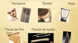 HISTORIA MUSICAL UNIVERSAL timeline