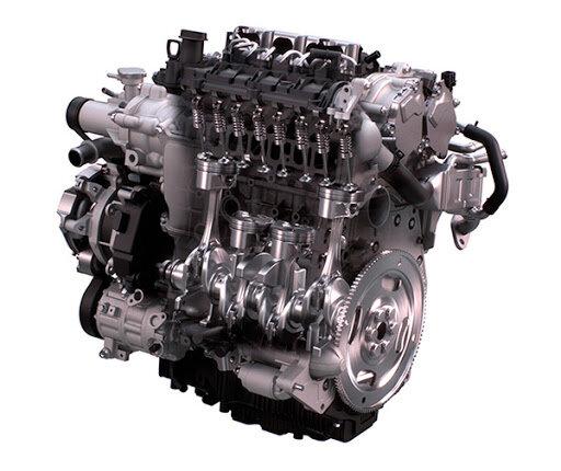 Motor de combustión interna (primer paso hacia el automóvil)