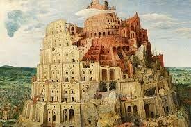 Relato de la Torre de Babel