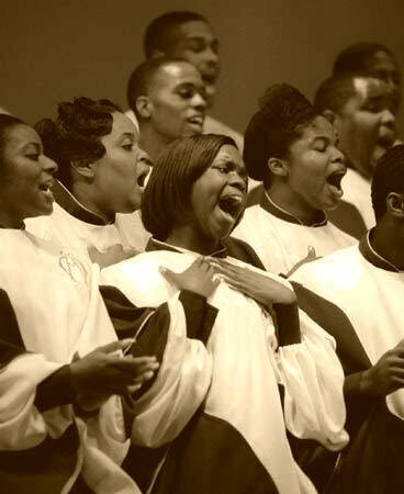 Cant espiritual negre