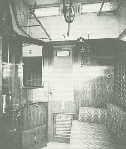 Tren coche-cama