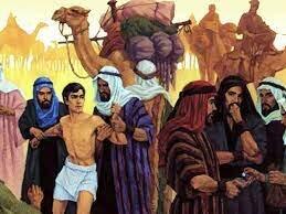 José el 11º hijo es vendido por sus hermanos a Egipto por envidia