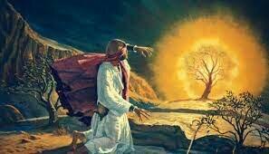 Moisés habla con Dios