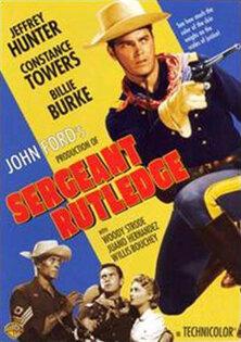 Sargento Rutledge por John Ford.
