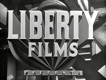 Liberty Films. - Estudio Cinematográfico.- Fundr. Frank Capra.
