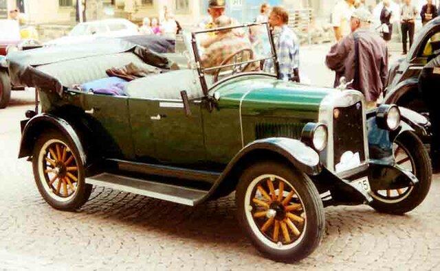 El Caso Ford  (Henry Ford)