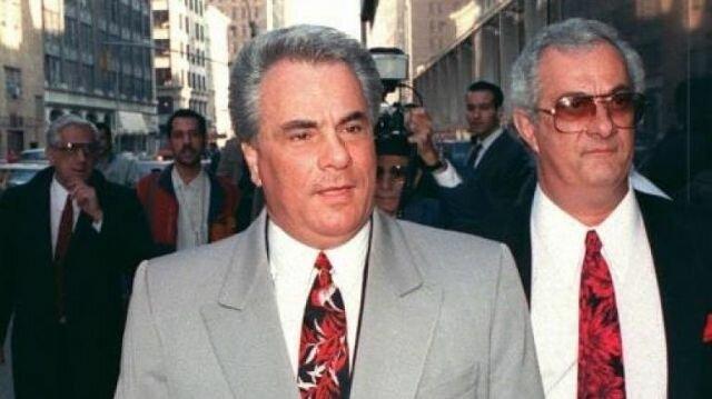Familia criminal Mafia: Gambino.