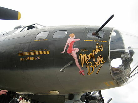 Memphis Belle por Michael Caton-Jones.