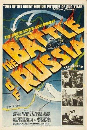 The Battle of Russia por Frank Capra. - 5ª de la serie documental Why We Fight.