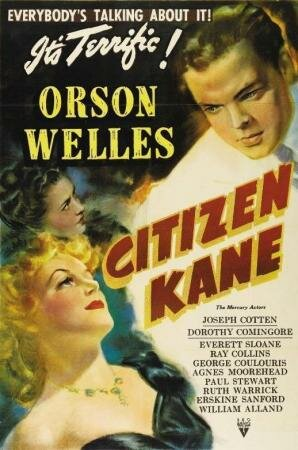 """Citizen Kane"" de Orson Wells."