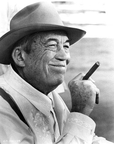 John Huston. (1906-1987).