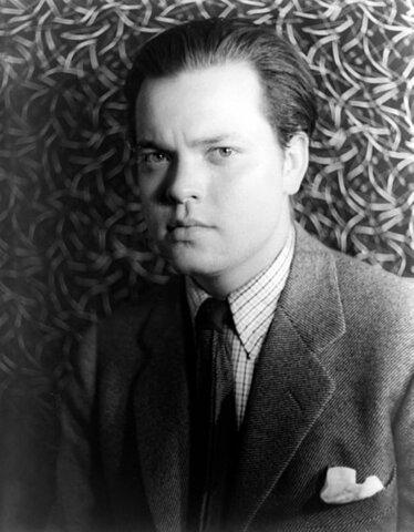 Orson Welles. (1915-1985).