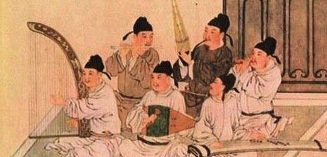 Instrumentos en la antigua China