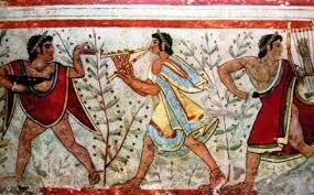 Instrumentos en la antigua Roma
