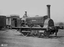 primera locomotora porteña