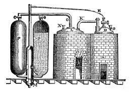 Steam Pump Invented