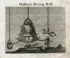 Diving Bell Invented
