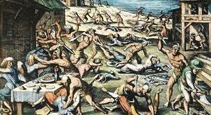 The Jamestown Massacre