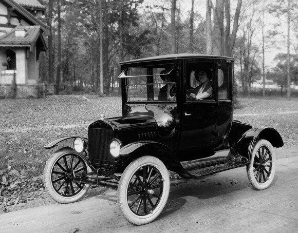Caso Ford, Modelo T