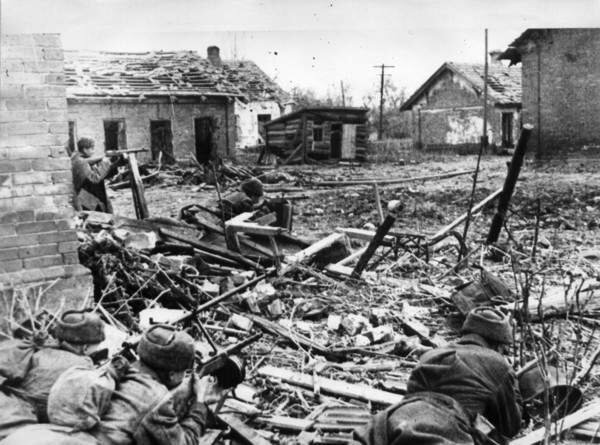 Derrota Alemanya a Stalingrado