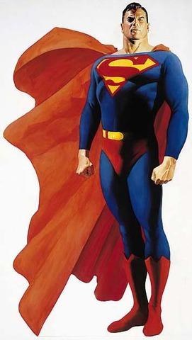 adaptan a superman para tira de prensa