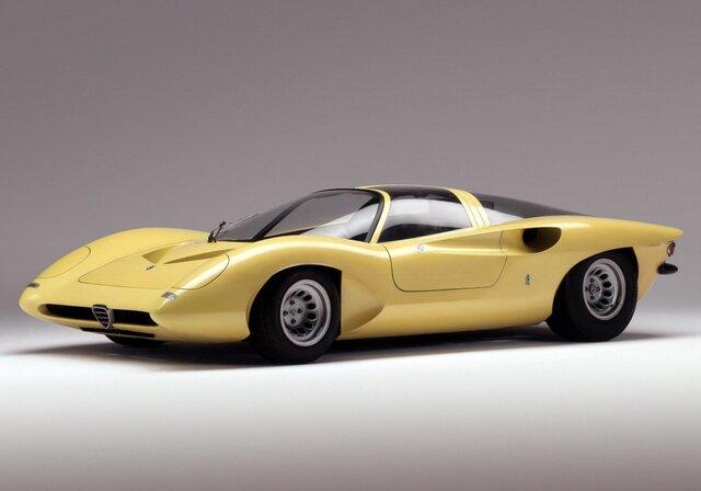 Diseño italiano automovilístico