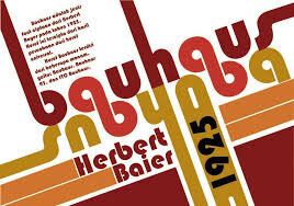 Escuela de Bauhaus (1923-1925)