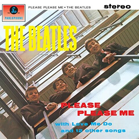 """Beatlemania and release of their album """"Please please me"""""""
