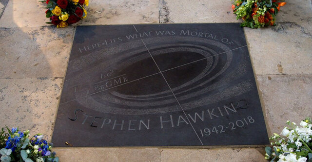 Death of Stephen Hawking