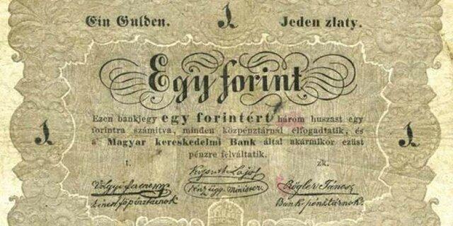 Bankjegy megjelenése