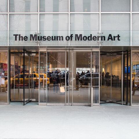 Inaguración del MOMA
