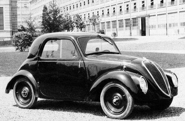 Fiat Topolino 500
