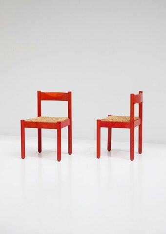 La silla Carimate
