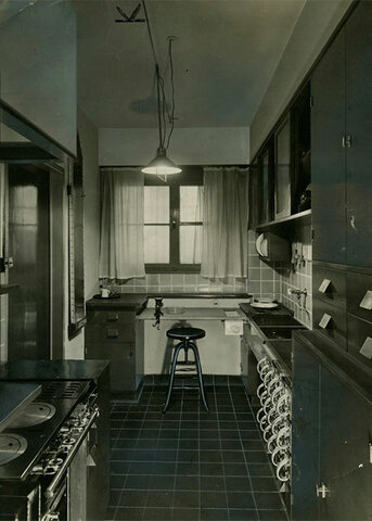 El diseño Industrial en EEUU: Kitchen/Cocina americana