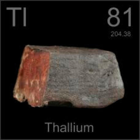 Thallium (Tl)