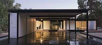 El diseño industrial en EE.UU: Case Study Houses (Charles y Ray Eames)