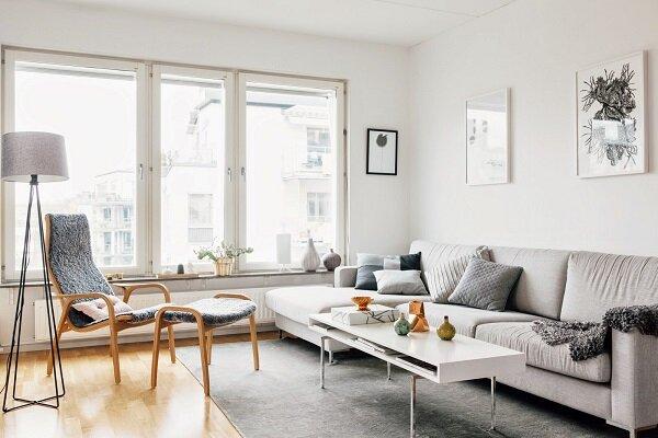 Muebles y objetos escandinavos