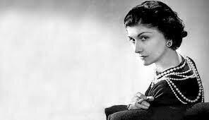 Gabrielle Chanel(1883-1971)
