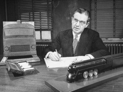 Henry Dreyfuss(1904-1972)