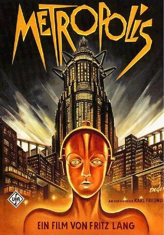 Fritz Lang. Metropolis.