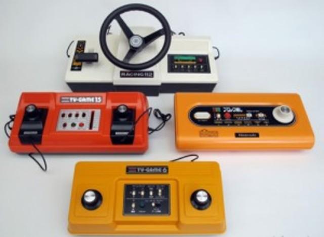 Videoconsolas Atari y Nintendo