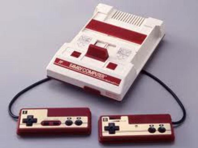 Videoconsola Nintendo Family