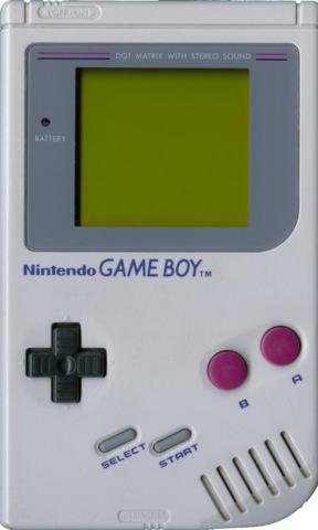 Videoconsola Portable Nintendo Gameboy