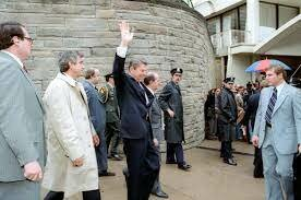 President Reagan Is Shot